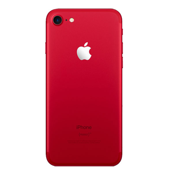 iphone 7 red 600x600 - Apple iPhone 7 (Refurbished)