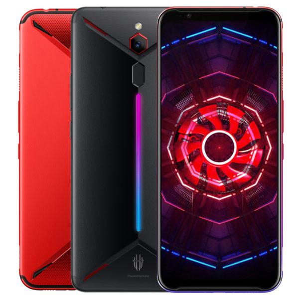 nubia red magic 3 4 600x600 - Nubia Red Magic Mars 3 2019 NX629J