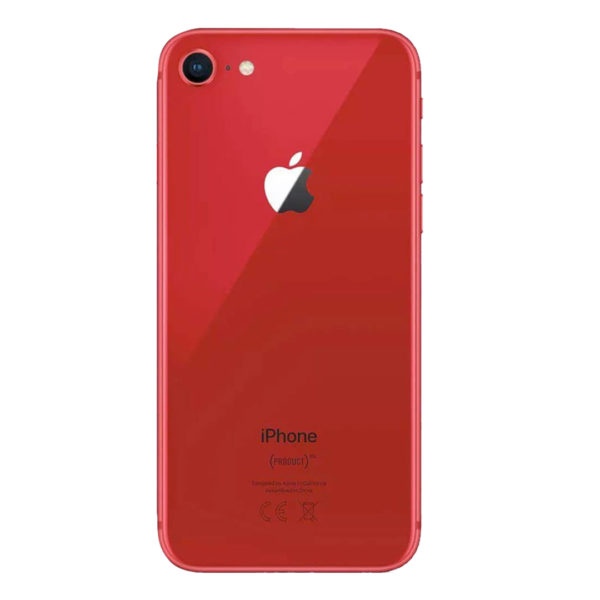 iphone 8 red 600x600 - iPhone 8 (Refurbished)