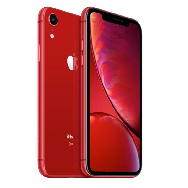 xr 3 600x600 - iPhone XR  (Semi New)